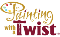 2-Hour Painting Class with Wine Tasting