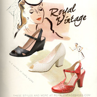 $100 Gift Card to Royal Vintage or American Duchess Shoes
