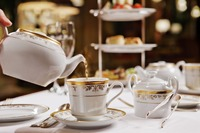 Afternoon Tea for 2 at the Willard Hotel with Valet Parking